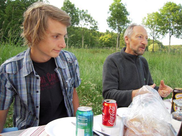 Niklas og Peer