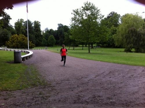2014 - Testløb Bygholm Park