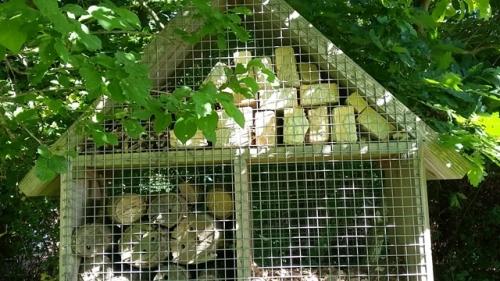 2016 - Insekthotel Bygholm Park