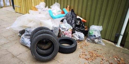 2019 - Affaldsindsamling