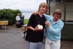 2005 - Niklas på dannelsesrejse