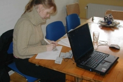 2005 - Niklas' konfirmation