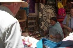 Heksemarked i La Paz