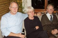 Jørgen, Tenna og Aksel