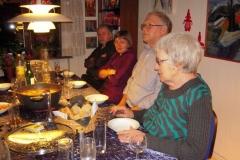 Finn, Mona, Jørgen og Tenna