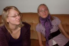 Malene og Sarah