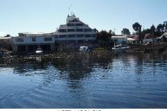 Hotellet ved Titicacasøen