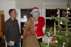 Lasse og Julemanden