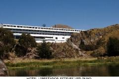 Hotellet i Puno