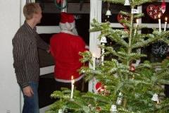 Julemanden skal videre