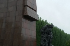 Treptower Park - Russisk mindesmærke