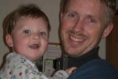 2007 - Magnus nyfødt