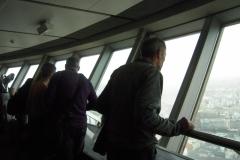 Kig fra Fernsehturm