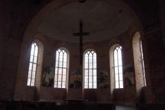 En kirke nær Zur letzen Instanz