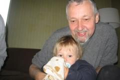 Viggo og farfar