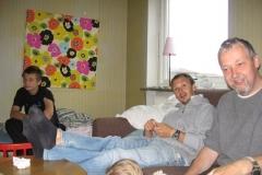 Niklas, Morten og Finn