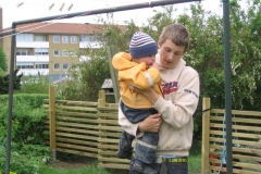 Viggo og onkel Niklas