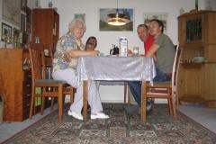 Eftermiddagskaffe i Hornsyld