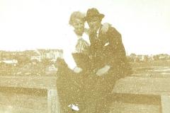 Mormor og Bedstefar