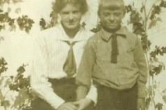 Mormor og Henning