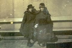 Frederikke og Metha