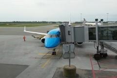 KLM i Billund