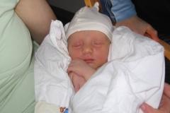 2007 - Nanna nyfødt