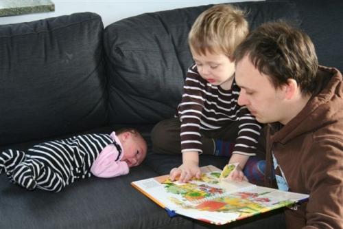 Tilde, Morten og Viggo