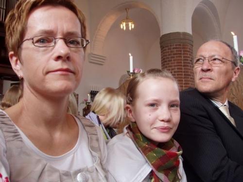 Marianna, Ida og Preben