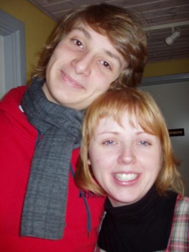 Niklas og Anna