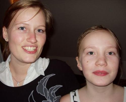 Louise og Ida
