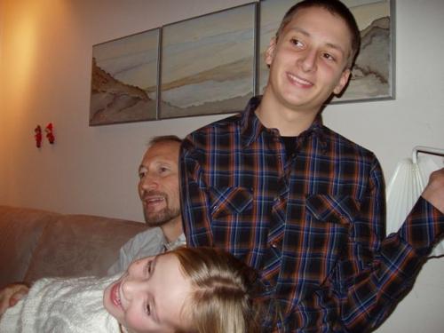 Ida, Peer og Niklas