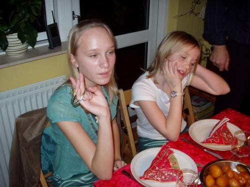 Sarah og Ida