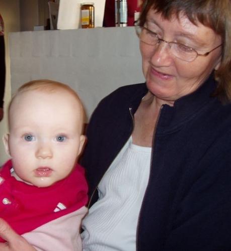 Nanna og farmor