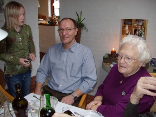 Ida, Preben og Ellen