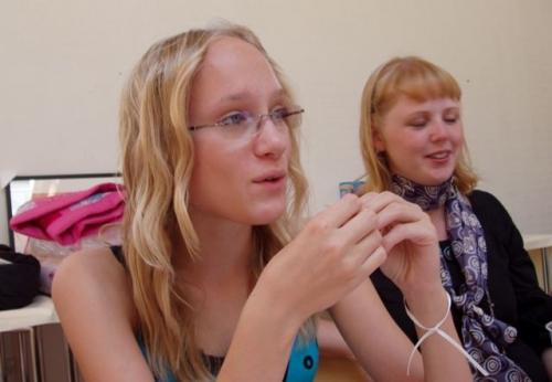Sarah og Anna