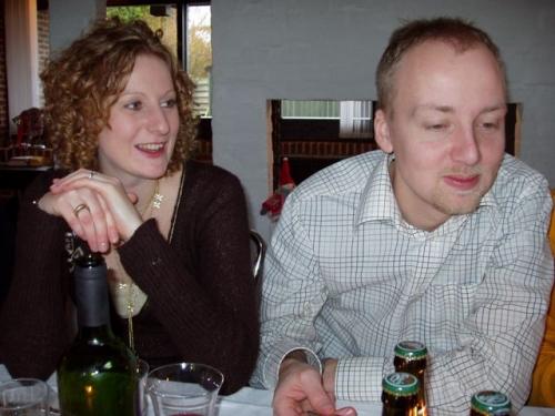 Charlotte og Lasse