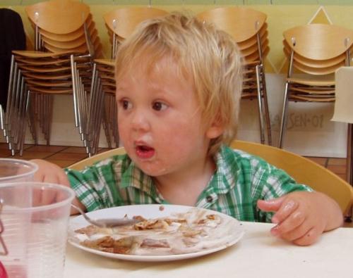 Viggo spiser stadig
