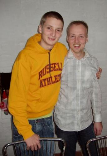 Niklas og Lasse