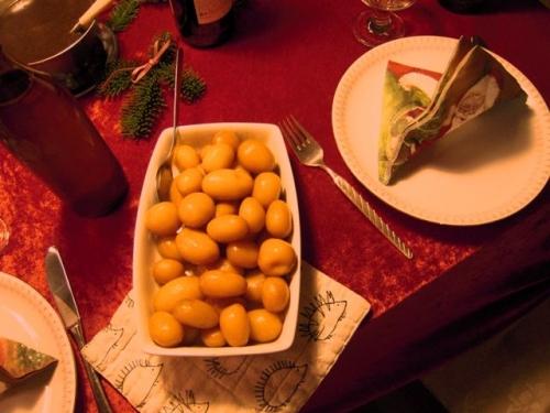 Kartofler er klar