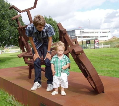 Onkel Niklas og Viggo