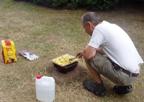 Finn laver mad