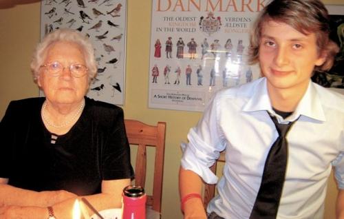 Ellen og Niklas