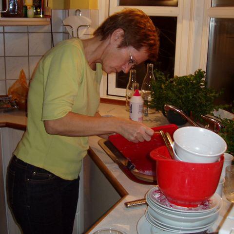 Marianna vasker op
