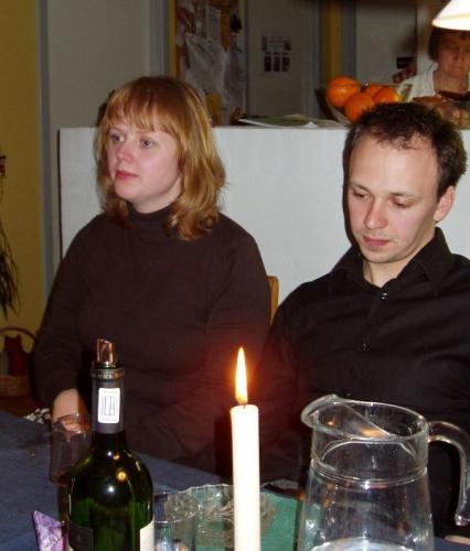Anna og Morten