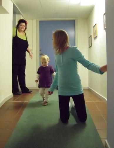 Bettina, Nanna og Ida