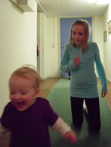 Nanna og Ida