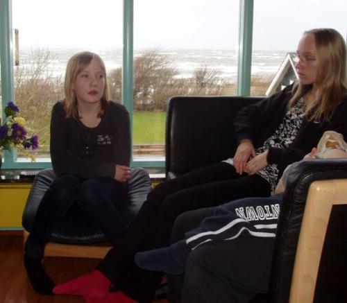 Ida og Sarah
