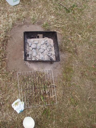 Kullene er brændt ud