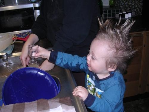En hårrejsende opgave
